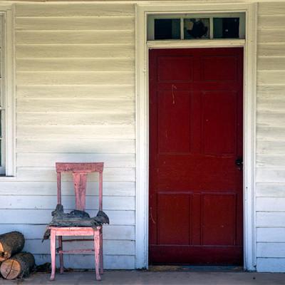 WV Porch